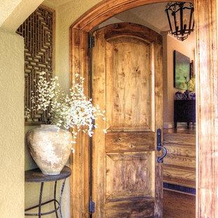 Tuscan style door