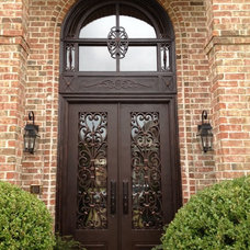 Mediterranean Entry by Tuscan Iron Entries