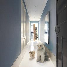 Modern Entry by Smart Design Studio