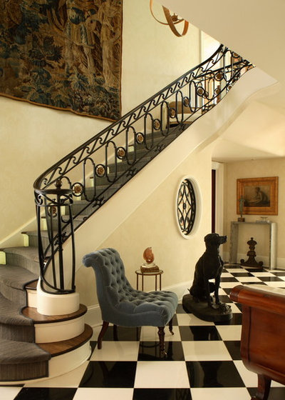 Superbe Traditional Entry By Dillard Pierce Design Associates