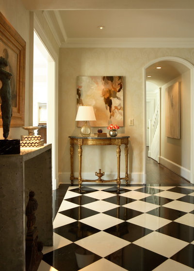 Nice Traditional Entry By Dillard Pierce Design Associates Gallery