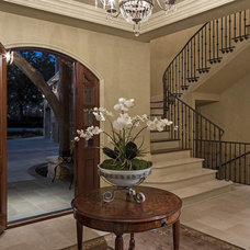 Traditional Entry by Curt Hofer & Associates