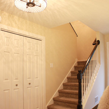 Twin Oaks Bed & Breakfast Remodel + a 2-story living quarters addition