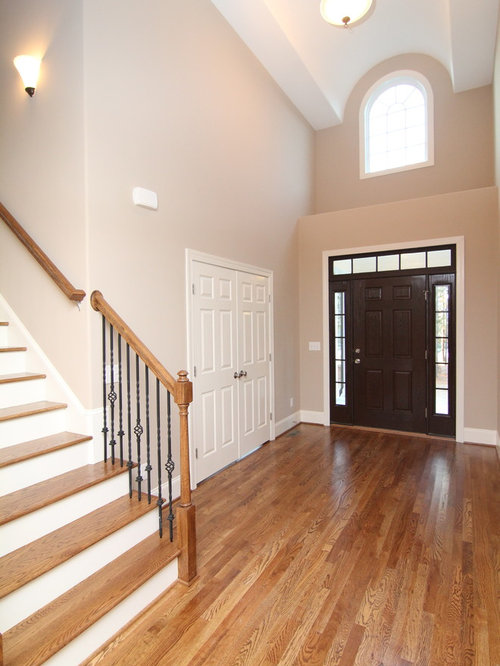 Houzz Two Story Foyer : Two story foyer home design ideas pictures remodel and decor