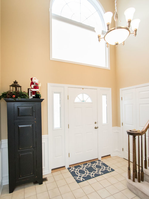 Houzz Two Story Foyer : Two story foyer ideas pictures remodel and decor
