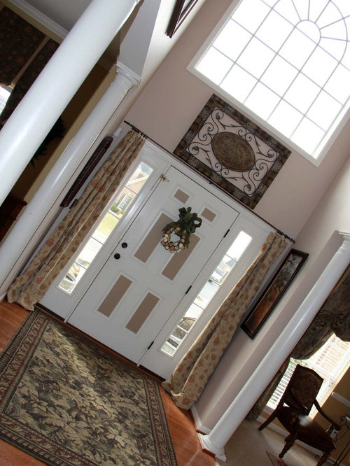 Houzz Two Story Foyer : Two story foyer houzz