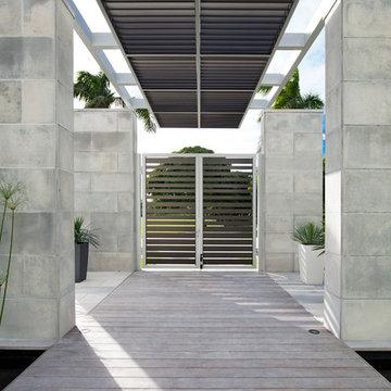 Ultra Modern Jupiter Riverfront Estate