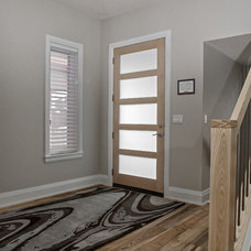Contemporary Entry by Averton Homes