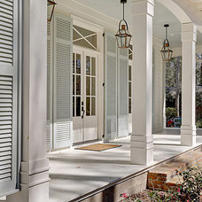 Traditional Entry by Maria Barcelona Interiors, LLC