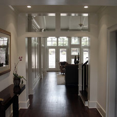 Traditional Entry by Kemp Hall Studio