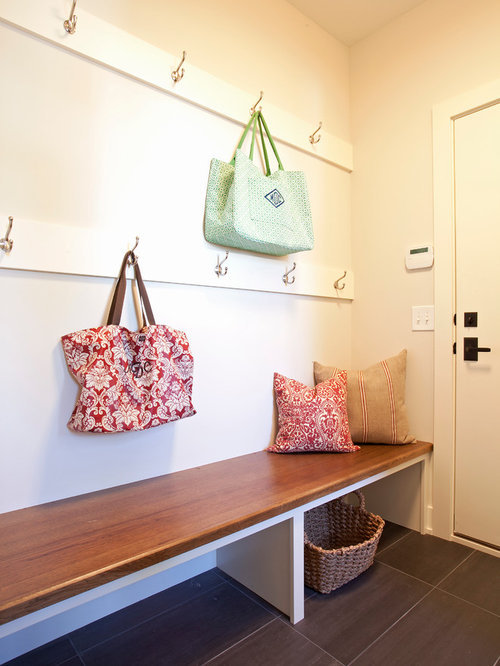 Mudroom Hook Ideas, Pictures, Remodel and Decor