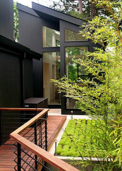Contemporain Entrée by Giulietti Schouten Architects