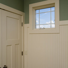 Traditional Entry by Rivertown Homes by Design