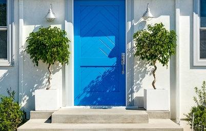 Photothèque : 25 portes d'entrée hautes en couleur