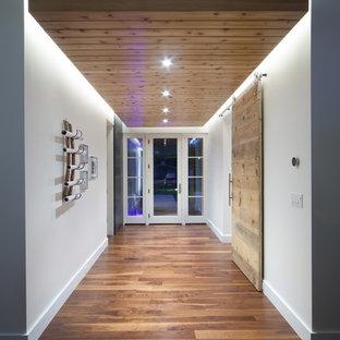 Entryway - modern entryway idea in Orlando