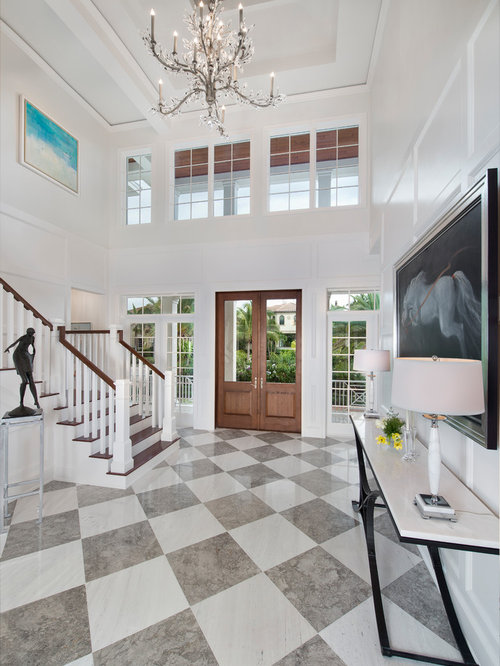 Best Tropical Entryway Design Ideas Amp Remodel Pictures Houzz