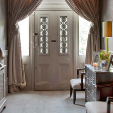Traditional Entry by Helen Turkington Design