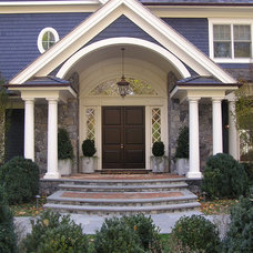 Traditional Entry by Arch Mill Specialties