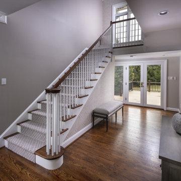 Villanova, PA: Transitional Living Space