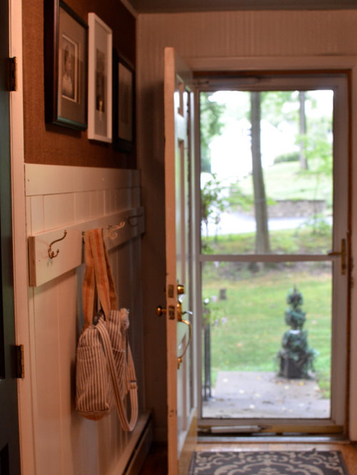 Foyer Architecture Quiz : Shabby chic style entryway design ideas renovations photos