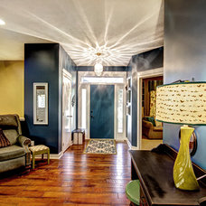 Eclectic Entry by Mindi Freng Designs