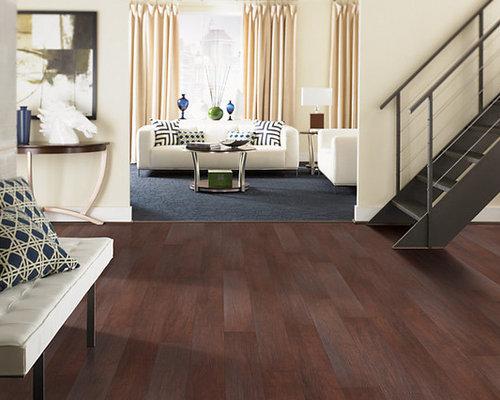 klassischer flur mit vinyl boden design ideen bilder beispiele. Black Bedroom Furniture Sets. Home Design Ideas