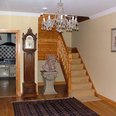 Traditional Entry by Denise Smith Interior Design