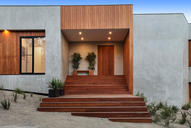Contemporary Entry by Virtual Visitor Australia