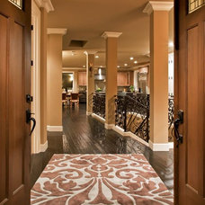 Mediterranean Entry by Lakeville Homes