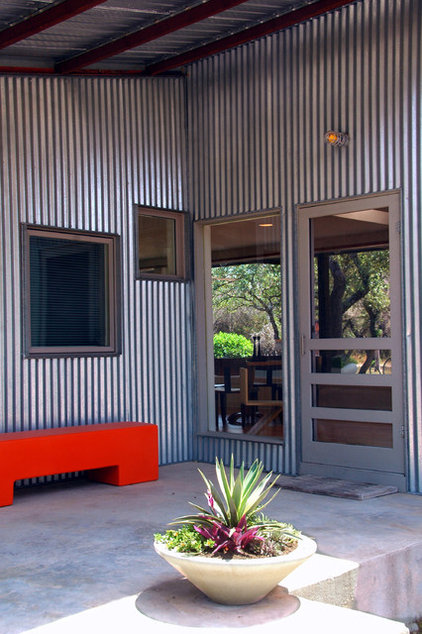 industrial entry by Nick Deaver Architect