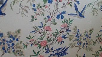 Wallpaper Replication Project
