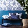 Coppia Colore: Blu Oltremare e Bianco Puro Fanno Subito Estate