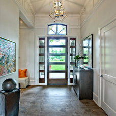 Contemporary Entry by Rockwood Custom Homes