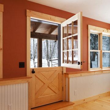 Warren, VT Complete Renovation & Addition