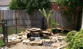 Water Features & Koi Ponds