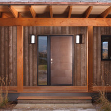 Contemporary Porch by Carney Logan Burke Architects