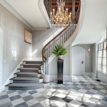 Waterfront French Eclectic