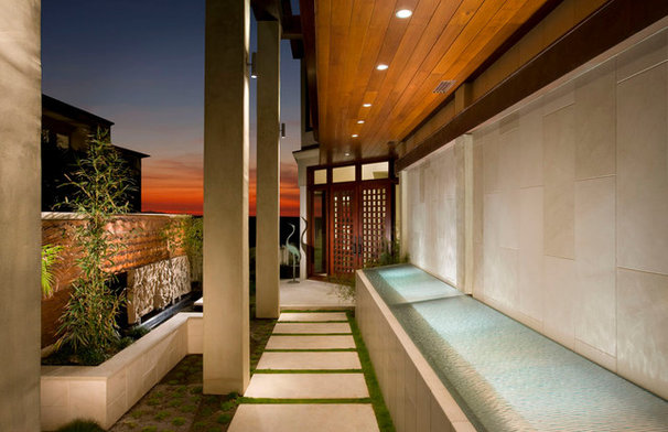 Asian Entry by Kollin Altomare Architects