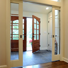 Farmhouse Entry by Renovations Unlimited