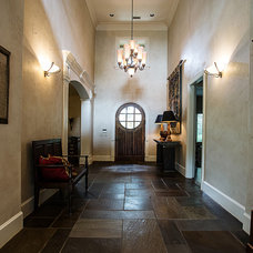 Traditional Entry by Desco Fine Homes