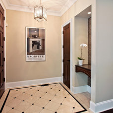 traditional entry by TZS Design