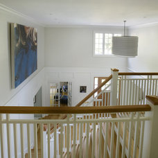 Contemporary Entry by Christine Tuttle Interior Design