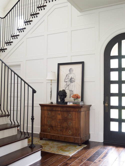 White Wall Paneling Ideas Pictures Remodel And Decor