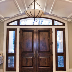 traditional entry by Stonewood, LLC