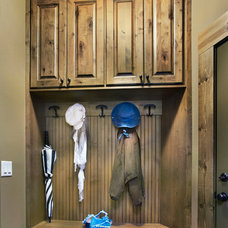 Traditional Entry by Mid-State Supply- Kitchen Design Center