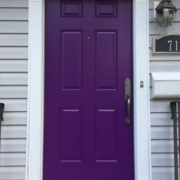 West Caldwell, NJ Front Door Replacement