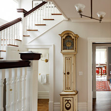 traditional entry by Jessica Helgerson Interior Design