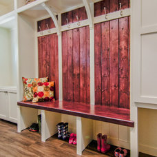 Traditional Entry by The Kingston Group - Remodeling Specialists