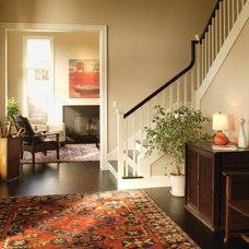 Traditional Entry by SRM Architecture and Interiors