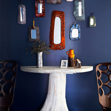 Eclectic Entry by Christopher Stevens LLC